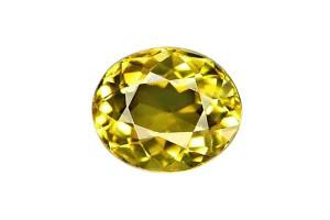 Yellow Tourmoline